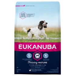 Eukanuba Dog Mature Medium