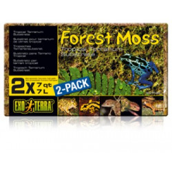 FOREST MOSS 7L EXOTERRA...