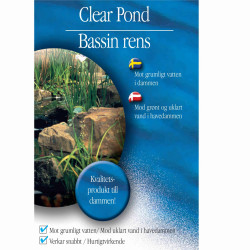 Clear Pond 250 ml til 5000...