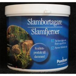 Slamborttagningsmedel 500 g