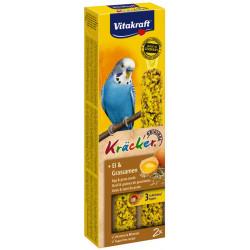 Kräcker ägg & Grösfrö 2-pac...