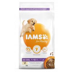 Iams Dog Puppy Large