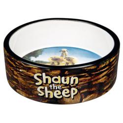 Fåret Shaun, keramikskål...