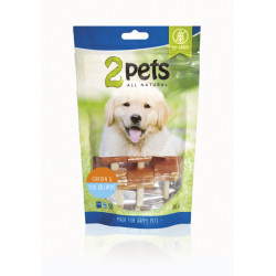 2pets Dogsnack Chicken/Fish...