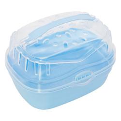 Transportbox blå