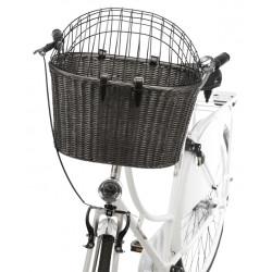 Cykelkorg front med galler,...