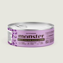 Monster Cat Adult Multi...