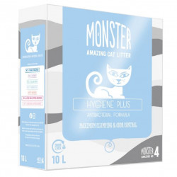 Monster Hygiene Plus 10 L