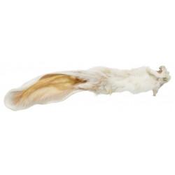 Kaninöron med päls, 100 g