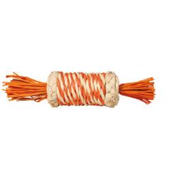 Gnagarleksak, rulle, 18 cm
