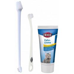 Tandvårdsset till katt, 2...