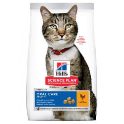 Hill´s Feline Ad Oral Care...