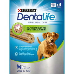 DENTALIFE LARGE 4-p  | 142 g |