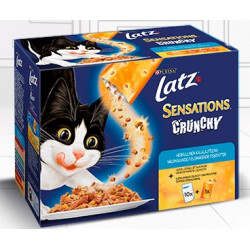 LATZ Crunchy Crumbles Fisk...