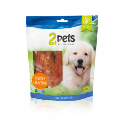 2pets Dogsnack Chicken Chew...