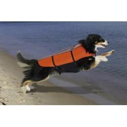 Flytväst orange hund XL...