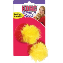KONG GLIDE N SEEK FEATHER...